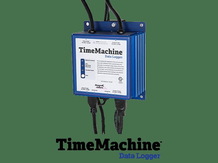TimeMachine Data Logger Installed in Greater Aspen, CO
